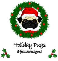 The Christmas/Holiday Pugs