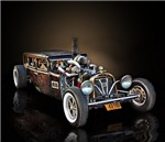 Hot Rod, Rat Rod & Biker Prints