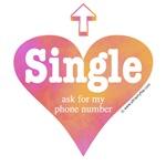 Single (Peach)