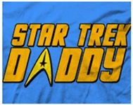 Star Trek Daddy