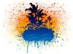 Paradise Graffiti Island