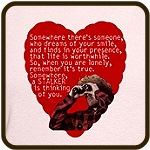 Stalker Anti-Valentine Cards & Gifts