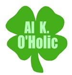 Al K. O'holic Alcoholic Irish t-shirts & Gifts