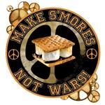 Make Smores Not Wars Tshirts Gifts