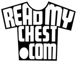 ReadMyChest.com Logo Gear