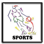Gay pride sports, softball, golf, diving, basketball