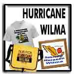Hurricane Wilma tshirts