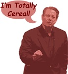 Al Gore - I'm Totally Cereal!
