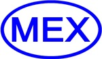 Mexico - MEX Oval (Blue)