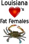 LA Loves Fat Females