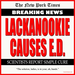 Lackanookie Causes E.D.