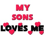 My SONS Loves Me