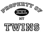 Property of my TWINS