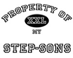 Property of my STEP-SONS