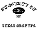 Property of my GREAT GRANDPA