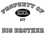 Property of my BIG BROTHER