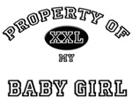 Property of my BABY GIRL