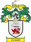 O'LEARY Coat of Arms