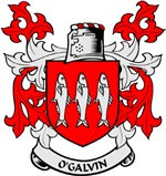 O'GALVIN Coat of Arms