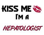 Kiss Me I'm a HEPATOLOGIST
