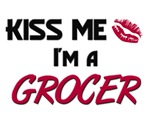 Kiss Me I'm a GROCER
