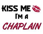 Kiss Me I'm a CHAPLAIN