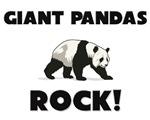 Giant Pandas Rock!