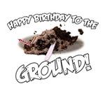 Happy Birthday Ground