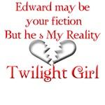 Edward is my Reality