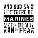 God and Marines