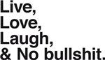No bullshit