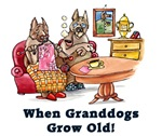 When Granddogs Grow Old