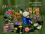 Bouquet - Floral wall calendar and other items
