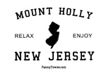 Mount Holly (NJ) New Jersey T-shirts