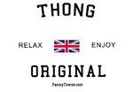Thong (UK) England T-shirts