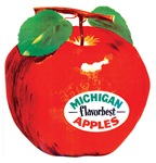 Vintage Michigan Flavorbest Apple
