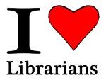 I love Librarians