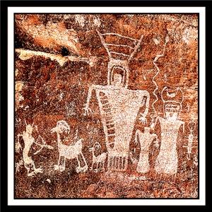 <B>ANCIENT ANIMALS/CAVE PAINTINGS/ROCK ART</B>