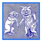 VINTAGE CAT ART: LOUIS WAIN'S
