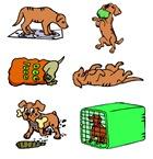 Puppy Days Cartoon