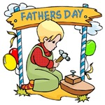 FATHER'S DAY: YOUNG WOODWORKER