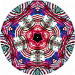 America-July 4th Mandala