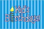 Kid's Birthdays