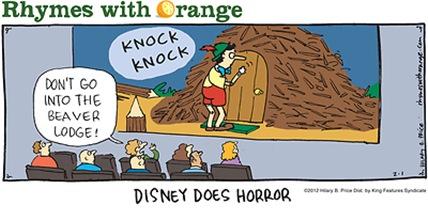 Disney Does Horror