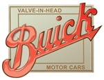 Buick Vintage sign reproduction