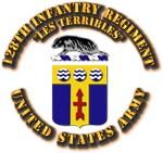 COA - Infantry - 128th Infantry Regiment