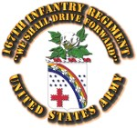 COA - Infantry - 167th Infantry Regiment