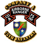 Army - CO A - 75th Infantry (Ranger)