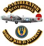 AAC - B-24 - 15 AF