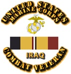USMC - CAR - Combat Veteran  - IRAQ